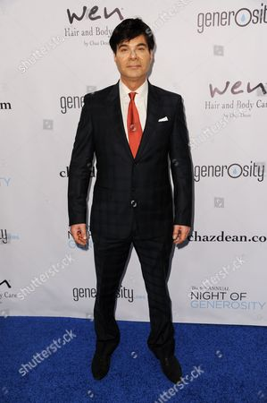 Eric Schiffer arrives at The 6th Annual Night Of Generosity Benefit, in Beverly Hills, Calif