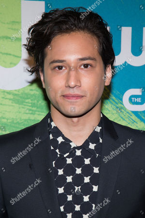 Jesse Rath attends the The CW Network's 2016 Upfront Presentation, in New York