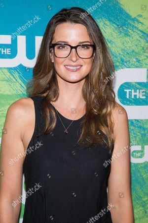 Editorial image of The CW Network 2016 Upfront Presentation, New York, USA
