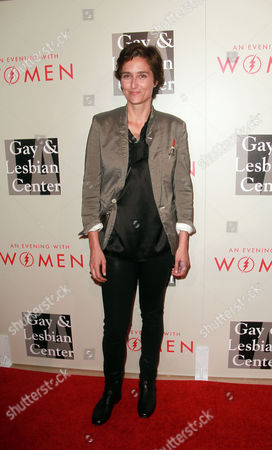 Alexandra Hedison arrives at The L.A. Gay and Lesbian Center's Annual 'An Evening With Women' at The Beverly Hilton, in Beverly Hills