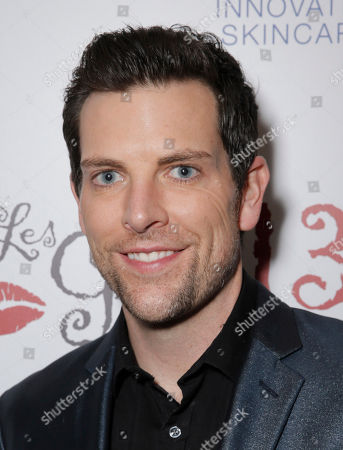 Chris Mann attends the National Breast Cancer Coalition Fund's 13th Annual Les Girls on in Hollywood, Calif