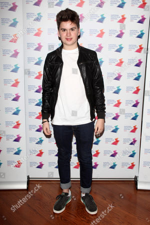 Stock Image of Theo Stevenson at the National Youth Film Festival Awards at Vue cinema in London on Friday, Nov 8th, 2013
