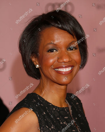 Stock Picture of Salaam Coleman Smith arrives at The Hollywood Reporter's Women in Entertainment breakfast at The Beverly Hills Hotel, in Beverly Hills, Calif