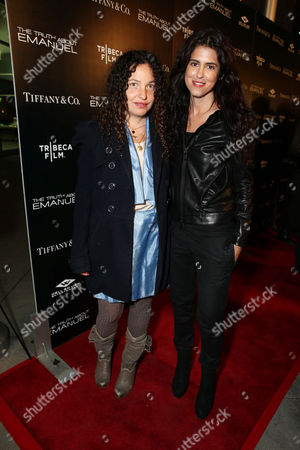 Editorial photo of TIFFANY & CO. presents the red carpet event for Tribeca Film and Well Go 's release of THE TRUTH ABOUT EMANUEL, Los Angeles, USA