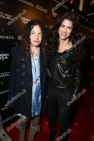 Editorial picture of TIFFANY & CO. presents the red carpet event for Tribeca Film and Well Go 's release of THE TRUTH ABOUT EMANUEL, Los Angeles, USA