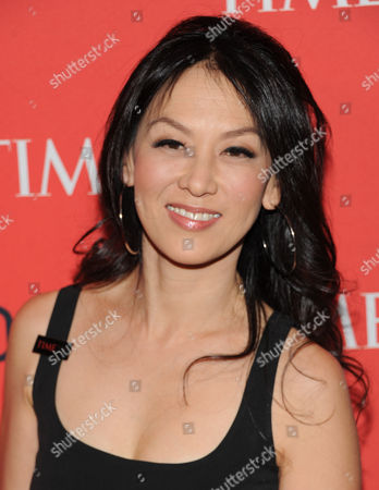 """Writer Amy Chua attends the TIME 100 Gala celebrating the """"100 Most Influential People in the World"""" at Jazz at Lincoln Center on in New York"""