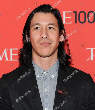 """Kickstarter CEO and founder, Perry Chen, attends the TIME 100 Gala celebrating the """"100 Most Influential People in the World"""" at Jazz at Lincoln Center on in New York"""