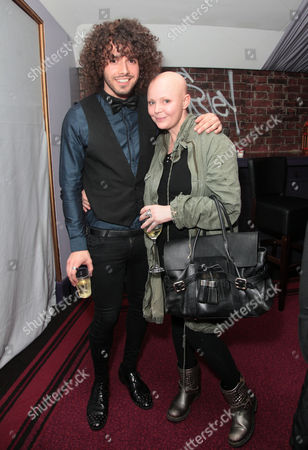 Stock Picture of Jonny Davies and Gail Porter attend the premiere of The Cirque du Soleil new show Quidam, at the Royal Albert Hall,, in London
