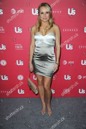 """Alana Curry arrives at US Weekly's """"Hot Hollywood Style"""" Issue Event at The Emerson Theatre on in Los Angeles"""