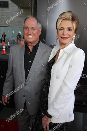 Neil Sedaka and Leba Sedaka seen at the Warner Bros. Premiere of 'Jersey Boys' at the 2014 Los Angeles Film Festival held at Regal Cinemas LA Live Stadium 14, in Los Angeles
