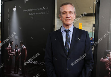 Screenwriter and Musical book writer Rick Elice seen at the Warner Bros. Premiere of 'Jersey Boys' at the 2014 Los Angeles Film Festival held at Regal Cinemas LA Live Stadium 14, in Los Angeles