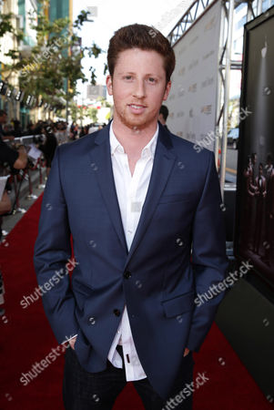 Kevin Michael Martin seen at the Warner Bros. Premiere of 'Jersey Boys' at the 2014 Los Angeles Film Festival held at Regal Cinemas LA Live Stadium 14, in Los Angeles