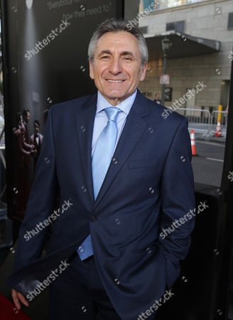 Stock Photo of Lou Volpe seen at the Warner Bros. Premiere of 'Jersey Boys' at the 2014 Los Angeles Film Festival held at Regal Cinemas LA Live Stadium 14, in Los Angeles