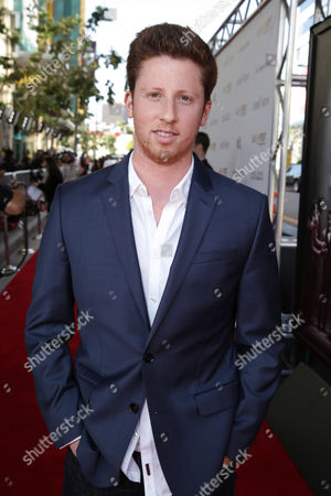 Stock Photo of Kevin Michael Martin seen at the Warner Bros. Premiere of 'Jersey Boys' at the 2014 Los Angeles Film Festival held at Regal Cinemas LA Live Stadium 14, in Los Angeles