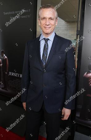 Editorial photo of Warner Bros Premiere of 'Jersey Boys' at the 2014 Film Festival, Los Angeles, USA