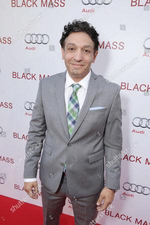 Editorial image of Warner Bros. 'Black Mass' Premiere at 2015 International Film Festival, Toronto, Canada