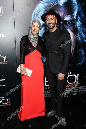 """Yousef Erakat attends the world premiere of """"BOO! A Madea Halloween"""" held at ArcLight Cinerama Dome, in Los Angeles"""