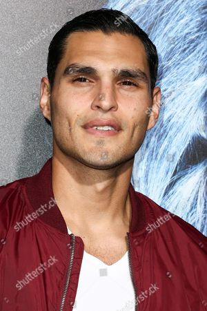 "Stock Image of Christian Ochoa attends the world premiere of ""BOO! A Madea Halloween"" held at ArcLight Cinerama Dome, in Los Angeles"