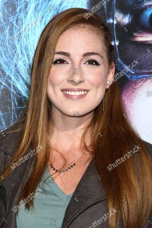 """Alexandra Daniels attends the world premiere of """"BOO! A Madea Halloween"""" held at ArcLight Cinerama Dome, in Los Angeles"""