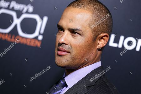"Editorial photo of World Premiere of ""BOO! A Madea Halloween"" - Arrivals, Los Angeles, USA"