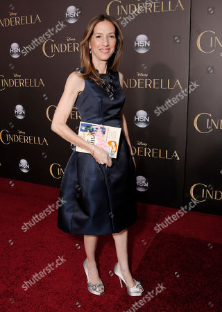"""Producer Allison Shearmur attends the World Premiere Of """"Cinderella"""", in Los Angeles"""