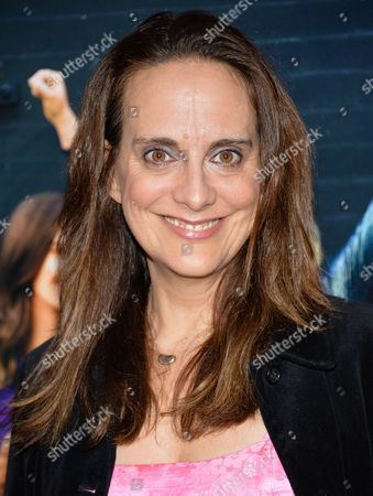 "Author Liz Tuccillo attends the world premiere of ""How To Be Single"" at the NYU Skirball Center of Performing Arts, in New York"