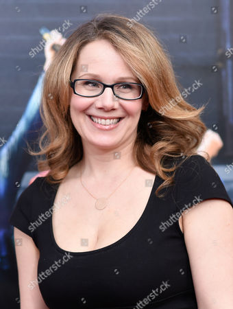 """Screenwriter Dana Fox attends the world premiere of """"How To Be Single"""" at the NYU Skirball Center of Performing Arts, in New York"""