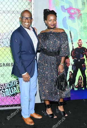 """Editorial photo of World Premiere of """"Suicide Squad"""", New York, USA"""