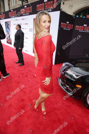 Editorial picture of World Premiere of Iron Man 3, Hollywood, USA