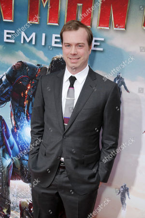 """Stephen Broussard arrives at the world premiere of """"Iron Man 3"""" held at the El Capitan Theatre on in Los Angeles"""