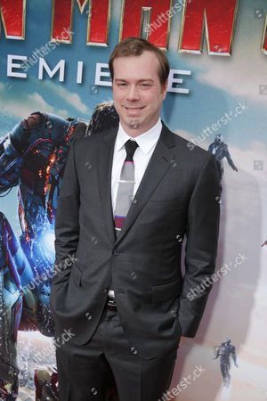 "Stephen Broussard arrives at the world premiere of ""Iron Man 3"" held at the El Capitan Theatre on in Los Angeles"