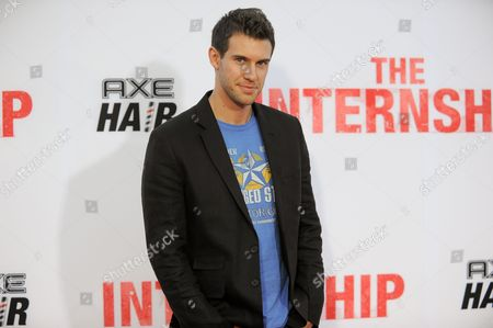 """Zane Stephens arrives at the World Premiere of """"The Internship"""" at the Regency Village Westwood on in Los Angeles"""