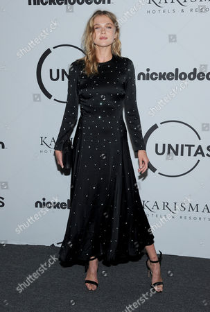 Editorial picture of Unitas Gala Against Human Trafficking, New York, USA - 12 Sep 2017