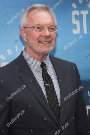 "Walter Bobbie attends the Broadway opening night of ""Bright Star"" at the Cort Theatre, in New York"