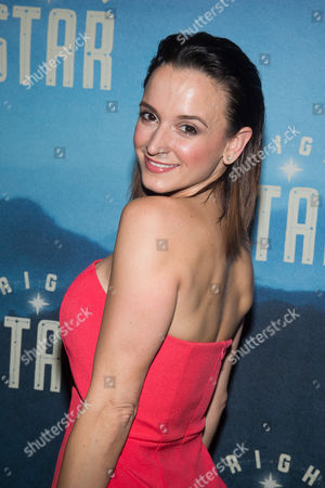 """Stock Picture of Emily Padgett attends the """"Bright Star"""" opening night after party at the Gotham Hall, in New York"""