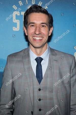 """Josh Rhodes attends the """"Bright Star"""" opening night after party at the Gotham Hall, in New York"""