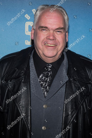 """Stock Photo of Michael Mulheren attends the """"Bright Star"""" opening night after party at the Gotham Hall, in New York"""