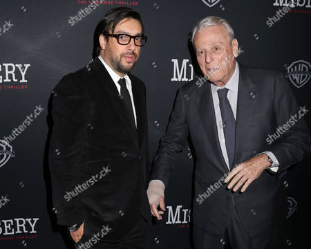 """Editorial picture of """"Misery"""" Broadway Opening Night, New York, USA"""