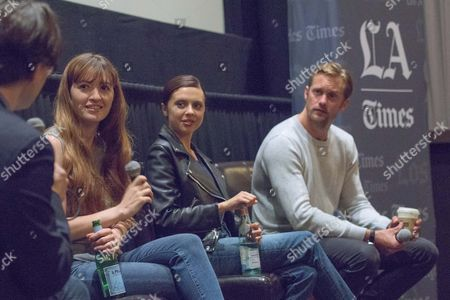 """Editorial picture of """"The Diary of a Teenage Girl"""" Screening and Q&A, Los Angeles, USA"""