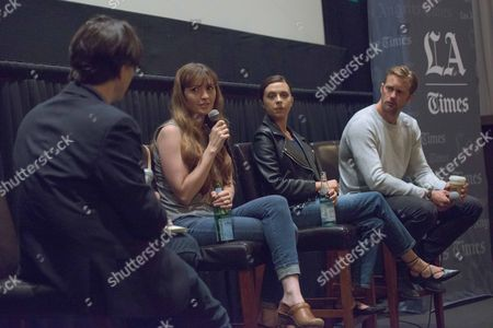 """Editorial photo of """"The Diary of a Teenage Girl"""" Screening and Q&A, Los Angeles, USA"""