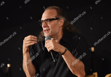 "Gregory Nicotero is seen at ""The Walking Dead"" ATAS FYC event at the Egyptian Theater on in Los Angeles"