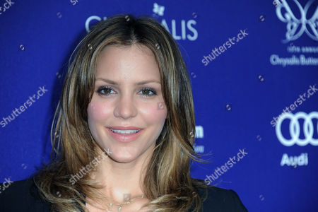 Katherine McPhee is seen at The 13th Annual Chrysalis Butterfly Ball at Brentwood County Estates, in Los Angeles, Calif