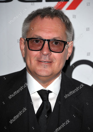 Brian Percival arrives at the 17th Annual Hollywood Film Awards Gala at the Beverly Hilton Hotel, in Beverly Hills, Calif