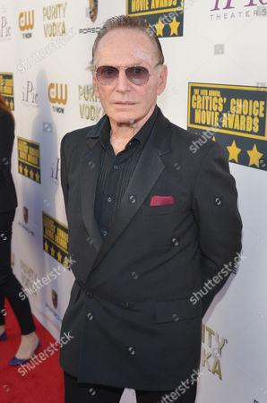 Paul Herman arrives at the 19th annual Critics' Choice Movie Awards at the Barker Hangar, in Santa Monica, Calif