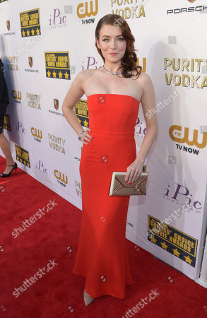 Editorial image of 19th Annual Critics' Choice Movie Awards - Red Carpet, Santa Monica, USA