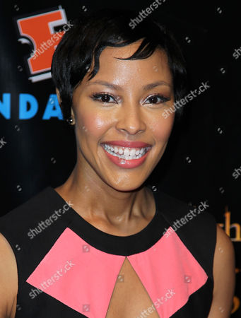 """Tracey Heggins arrives at Summit Entertainment's """"The Twilight Saga: Breaking Dawn - Part 2"""" VIP Comic-Con celebration, in San Diego"""