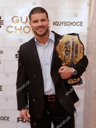 Editorial image of 2012 Guys Choice Awards Arrivals, Culver City, USA