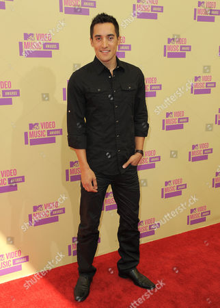 Keahu Kahuanui arrives at the MTV Video Music Awards, in Los Angeles