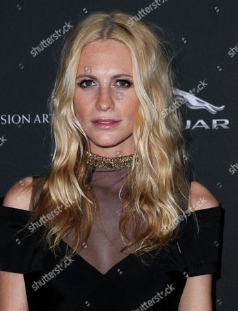 Poppy Delevigne arrives at the 2013 BAFTA Los Angeles Britannia Awards at the Beverly Hilton Hotel on in Beverly Hills, Calif