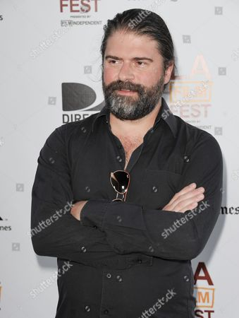 Editorial image of 2013 Film Festival Premiere of I'm So Excited - Arrivals, Los Angeles, USA